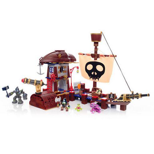 Mega Bloks Skylanders Crushers Pirate Quest