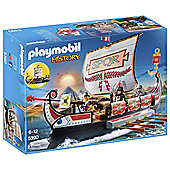Playmobil 5390 History Roman Warriors Ship