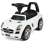Children's Mercedes-Benz AMG SLS Ride On Car Toy - White