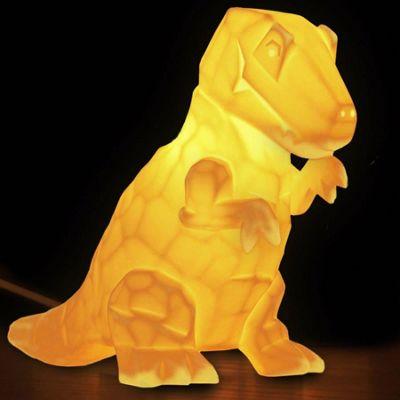 3D Ceramic Night Light - Dinosaur