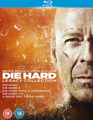 Die Hard Collection 1-5