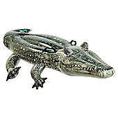Intex Inflatable Realistic Alligator Ride On