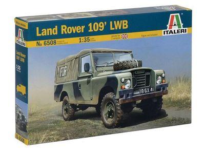 Land Rover 109' LWB 1:35 - 6508 - Italeri