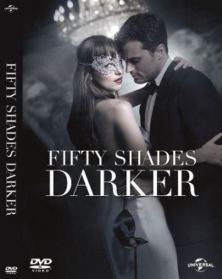 Fifty Shades Darker DVD
