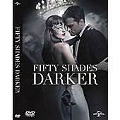 Fifty Shades Darker DVD