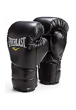 Everlast Protex 2 Training Boxing Glove - Black