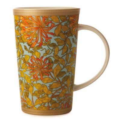 MW WM Honeysuckle Conical Mug 420ML GB