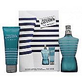 Jean Paul Gaultier Le Male Gift Set 75ml EDT + 75ml Shower Gel For Men