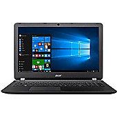 "Acer Aspire ES1 15.6"" Intel Core i3 4GB RAM 500GB Windows 10 Laptop Black"