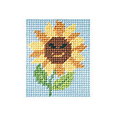 Orchidea Sunny Sunflower Embroidery Kit