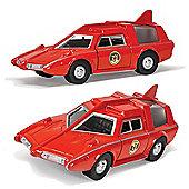 CORGI CC96307 Captain Scarlet Classic Spectrum Saloon Car