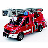 Mercedes Benz Sprinter Fire Engine with Ladder and Waterpump