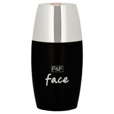 F&F Oil Free Liquid Foundation - Warm Beige