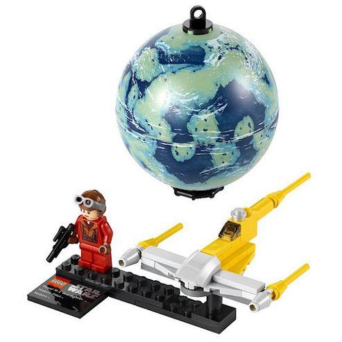 LEGO Star Wars Naboo Starfighter Display Set 9674