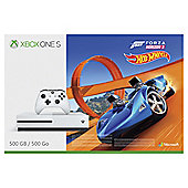 Xbox One S 500GB Forza Horizon 3 + Hot Wheels DLC
