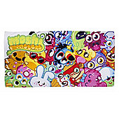 Moshi Monsters 'Moshlings' Printed Beach Towel