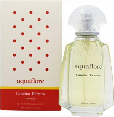 Carolina Herrera Aquaflore Eau de Toilette (EDT) 75ml Spray For Women