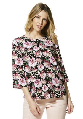 JDY Floral Print Blouse Multi S