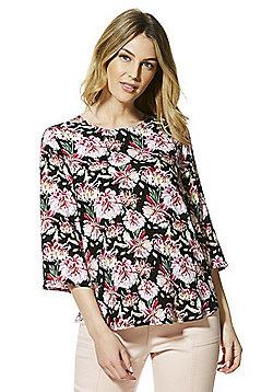JDY Floral Print Blouse - Multi