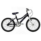 "Raleigh Stars 18"" Wheel Single Speed Kids Bike Midnight Blue"
