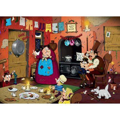 WASGIJ Junior 1 - Scrooges Surprise - 100pc Puzzle