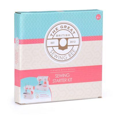 Great British Sewing Bee Starter Kit for Kids - Set of 42