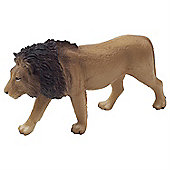 Realistic Male Lion Figurine Toy by Animal Planet