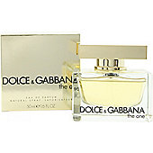 Dolce & Gabbana The One Eau de Parfum (EDP) 50ml Spray For Women
