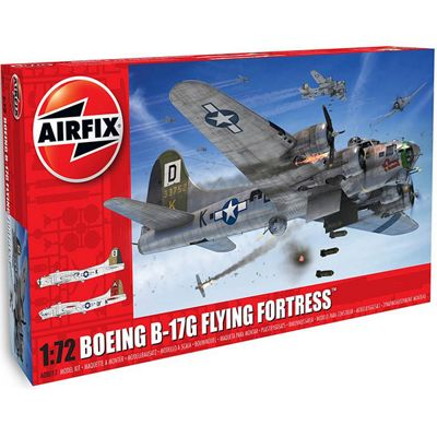 AIRFIX A08017 Boeing B-17G Flying Fortress 1:72 Aircraft Model Kit