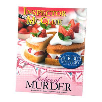 Inspector McClue A Slice Of Murder