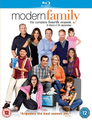 Modern Family Season 4 (Blu-ray)