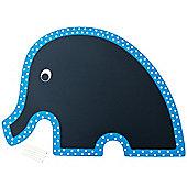 Happy Children's Chalkboard Elephant