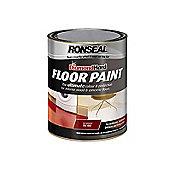 Ronseal DHFPSL5L Diamond Hard Floor Paint Slate 5 Litre