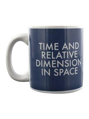 Doctor Who Tardis Boxed Dr Who 10oz Ceramic Mug