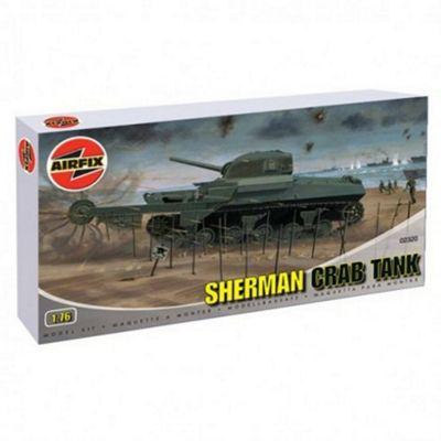 Sherman Crab Tank (A02320) 1:76