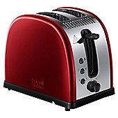 Russell Hobbs Legacy 21291 2 Slice Toaster - Metallic Red