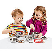 Busy Me My Pots and Pans Playset