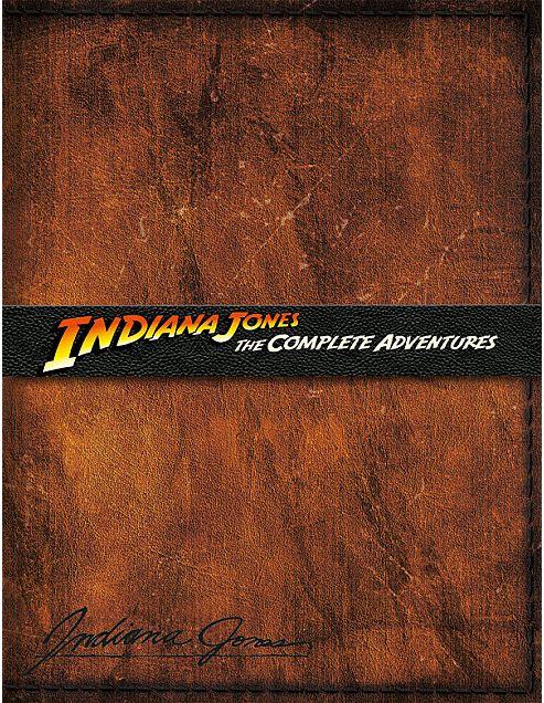 Indiana Jones - The Complete Adventures (Blu-Ray Boxset)