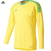 Adidas Revigo 17 Goalkeeper Jersey - Yellow