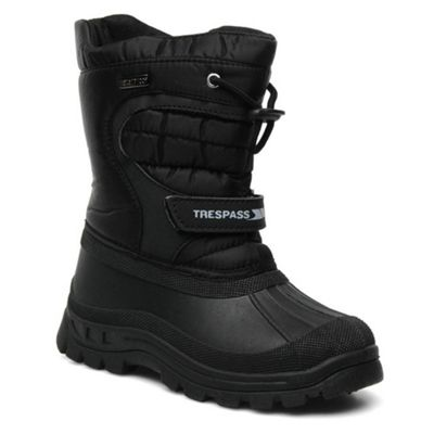 Trespass Youth Dodo Boot Black 4