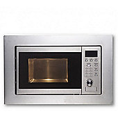 Cookology 60cm 20 Litre Integrated Microwave in Stainless Steel | Built-in