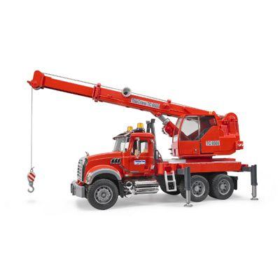 Granite Crane truck with Light and Sound Module - MACK