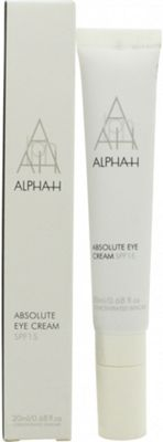 Alpha-H Absolute Eye Cream SPF15 20ml