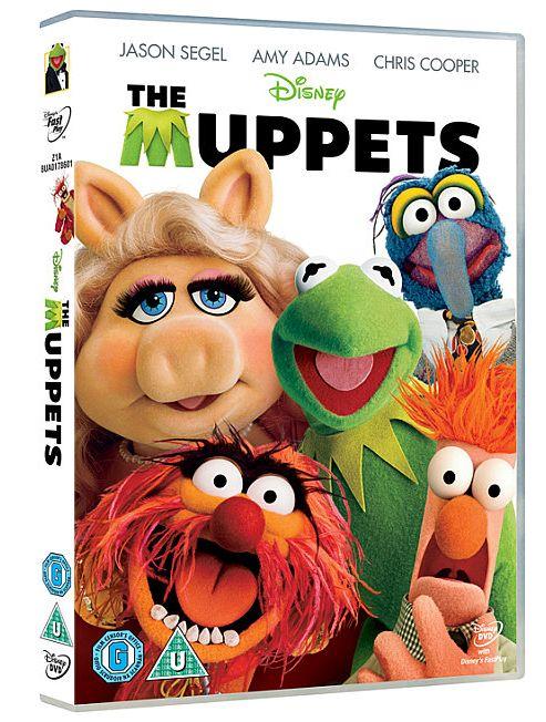 Muppet Movie DVD