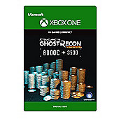 Tom Clancy's Ghost Recon Wildlands Currency pack 11530 GR credits DIGITAL CARDS (Digital Download Code)