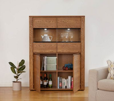 Baumhaus Olten - Low Display Cabinet