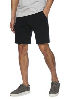 F&F Drawstring Jersey Shorts Black 3XL