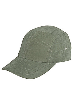 F&F Panelled Baseball Cap - Khaki