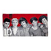 One Direction 'Heartthrob' Printed Beach Towel