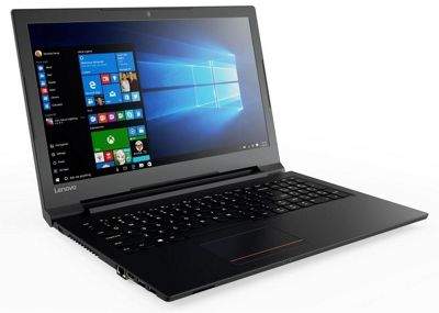 Lenovo V110, Intel Core i3, 15.6 HD Screen,Windows 10, 4GB RAM, 500GB HDD, DVD Rewriter, Laptop - Black